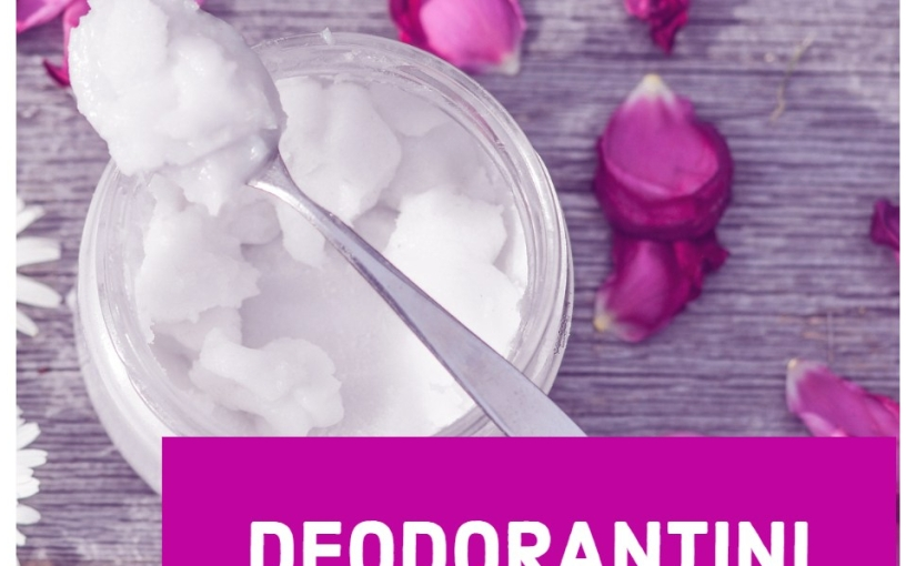 Deodoranta Elveda.