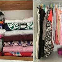 Decluttering Marathon Day 4: Bedroom / Azaltma Maratonu 4. Gün: Yatak Odası
