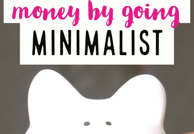 5 Minimalist Tips for Saving Money