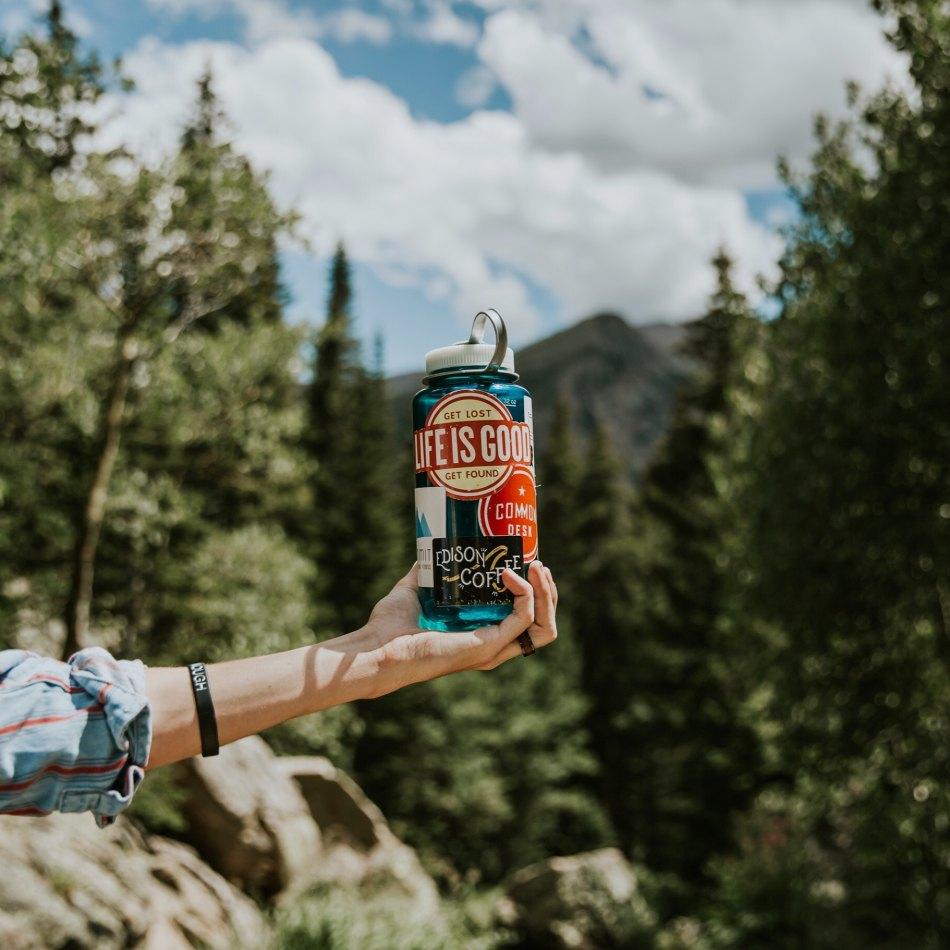 su şişesi, zero waste, atıksız yaşam