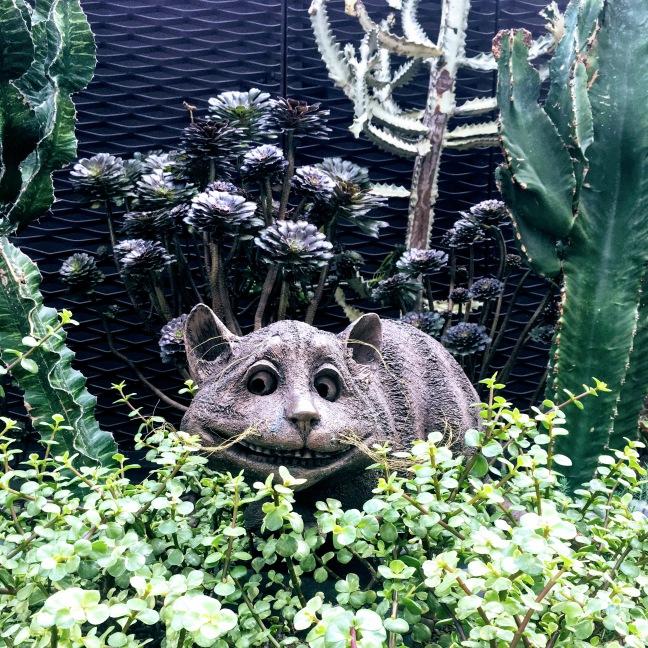 the cheshire cat, alice in wonderland