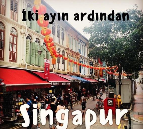 Singapur İzlenimleri- 2 AyınArdından