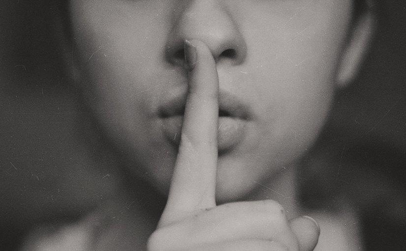 52 Küçük Değişiklik 19. Hafta:Sessizlik