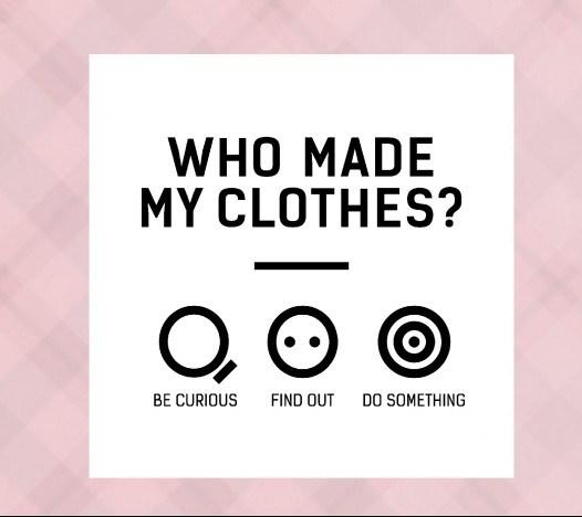 Giysilerimi Kim Yaptı? Who Made MyClothes?
