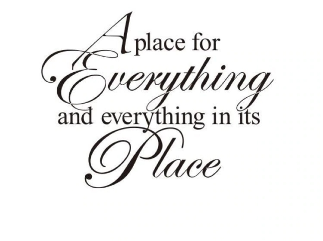 A-Place-for-Everything-And-Everything-in-Its-Place