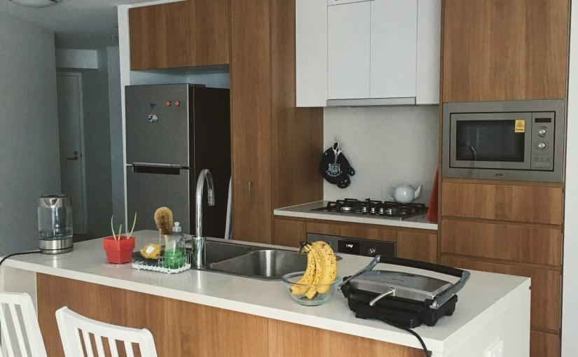Yaşam Alanını Düzenle:Mutfak