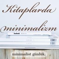 Kitaplarda Minimalizm